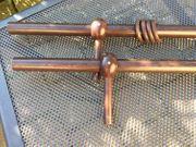 2 Stilgarnituren mit Zubehör nussbaum