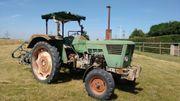 Traktor Deutz 6006