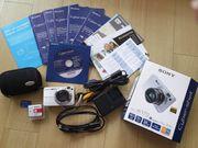 Sony DSC - W170 Cyber shot