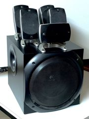 Logitech 5 1 THX Stereo