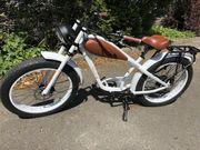 FAT Reifen E-Bike BEACH CRUISER