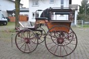 Wagonette Kutsche