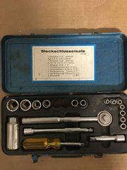 Steckschlüsselsatz kwb Qualitäts-Werkzeug