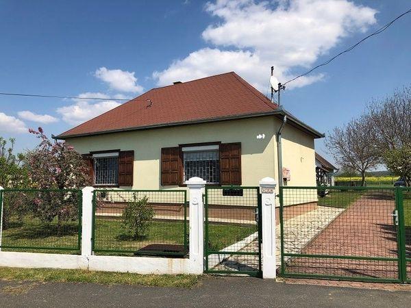 Ungarn Haus in der süd-westlichen