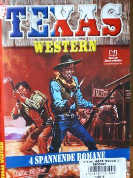 Comics, Science fiction, Fantasy, Abenteuer, Krimis, Western - Western