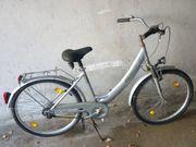 26 Zoll Fahrrad Damenrad fahrbereit