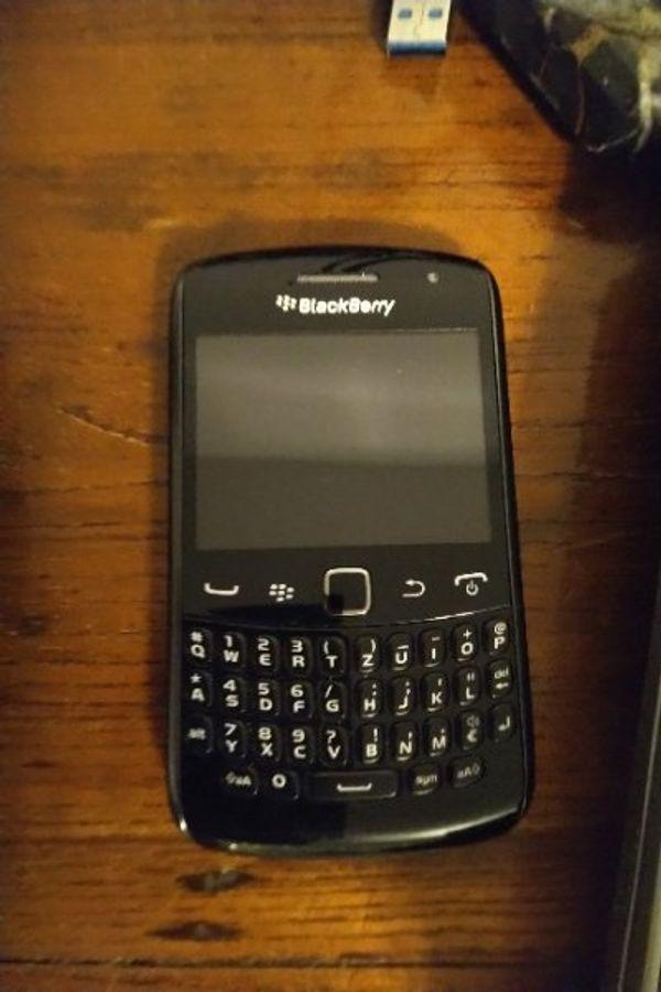 Blackberry 9360 neue software