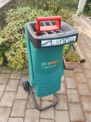 Häcksler Bosch AXT Rapid 2000 -