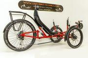 Liegerad Trike Recumbent Dreirad MetallrahmenS235