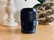 Sony SEL-1670Z Zeiss Objektiv 16-70mm
