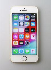 iPhone 5S - 16GB - gold weiß