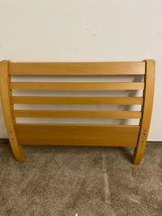 Kinderbett Holz 90x200 cm