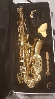 Saxophon Roy Benson