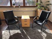 Büroauflösung Stuhl Tisch Couch Schrank