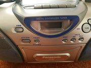 CD Player mit Tape Radio