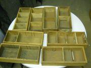 Holzkästchen Lagerkästen