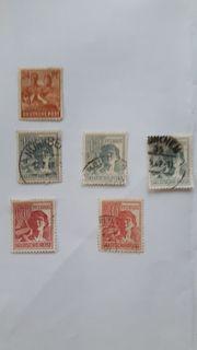 Briefmarken Deutsche Post