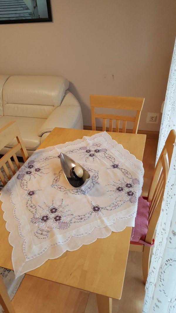Esstischgruppe » Küchenmöbel, Schränke
