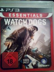PS3 Spiel WATCH DOGS