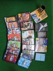 PC Spiele VHS Video Bücher
