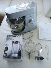 Kenwood Küchenmaschine Major Titanum mit