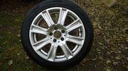 4 Winterräder Mercedes