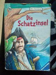 Die Schatzinsel Ravensburger Taschenbuch - R