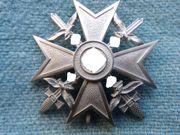 Orden Spanienkreuz Silberstufe m S