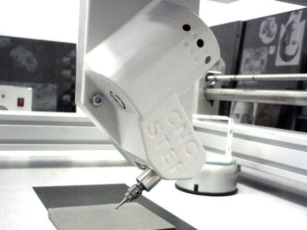 CNC Graviermaschine für Fotos