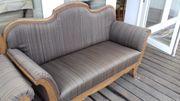 Altes Sofa ( Renoviert )