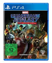 PS4 Guardians of