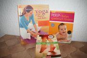 3 Bücher für junge Eltern