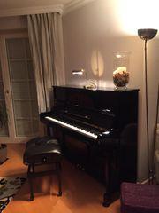 Klavier schwarz poliert Rönisch 123kn