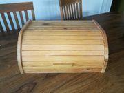 Brotbox aus Holz