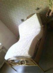 Völkers Messingbett Pflegebett