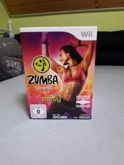 Wii Zumba mit Gürtel