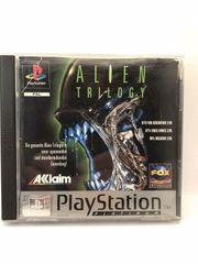 Sony Playstation 1 Alien Trilogy