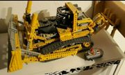 Lego Technic 8275 Bulldozer