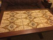 Ausziehbarer höhenverstellbar Tisch