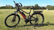 Fahrrad eMTB E-Bike Merida eBig