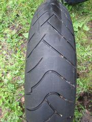 Motorrad Reifen Conti Bridgestone
