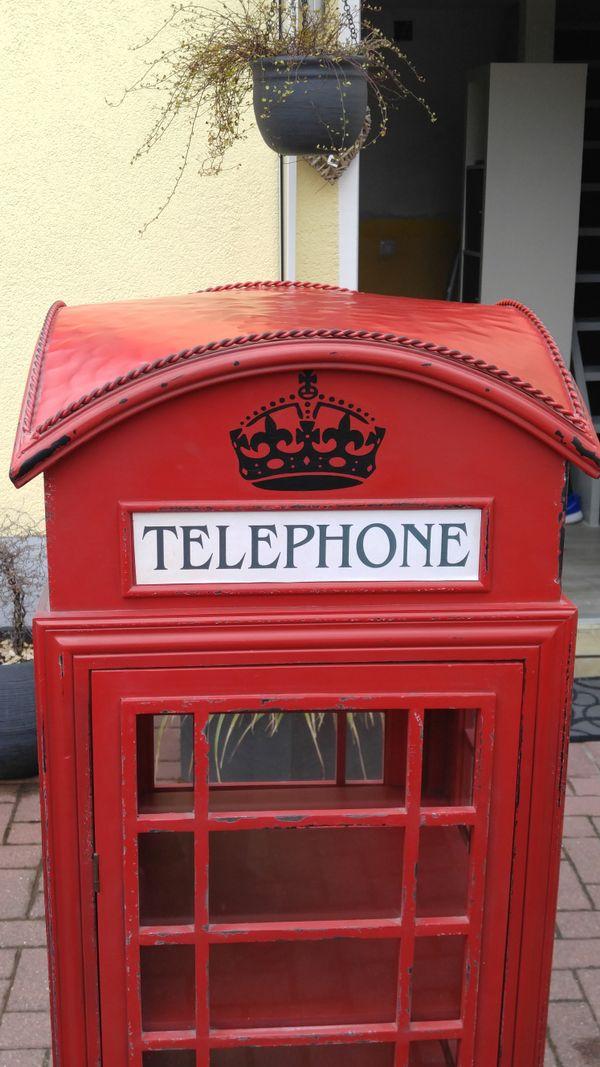 London Telephone Box » Regale