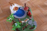 Playmobil Brunnen