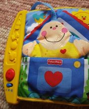 Fisher Price Babybuch