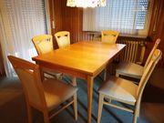 Tisch mit Stühlen Speisezimmer