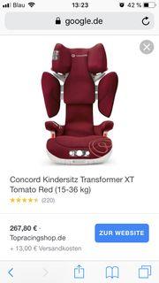 Concord Transformers xt mit isofix