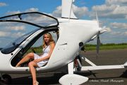 Flugplatz- Fotoshooting 30 Minuten inkl