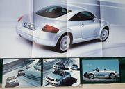 Audi TT Coupé - Poster