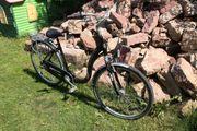 Senioren Fahrrad Columbus Alu 28