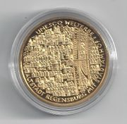 100 Euro Goldmünze 2016 Altstadt